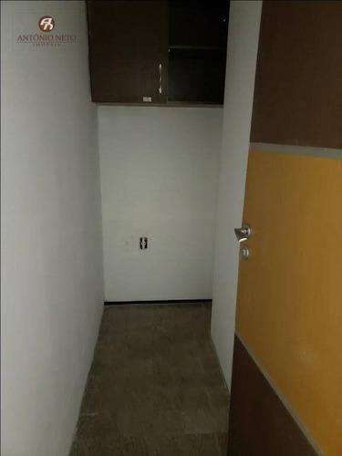 sala para alugar, 40 m² por r$ 1.150/mês - aldeota - fortaleza/ce - sa0018