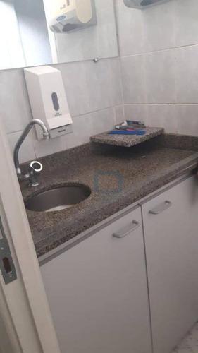 sala para alugar, 40 m² por r$ 800/mês - centro - campinas/sp - sa0118