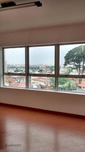 sala para alugar, 40 m² por r$ 900,00/mês - vila augusta - guarulhos/sp - sa0010