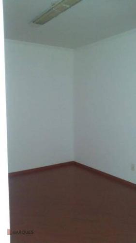 sala para alugar, 40 m² por r$ 900/mês - vila augusta - guarulhos/sp - sa0010