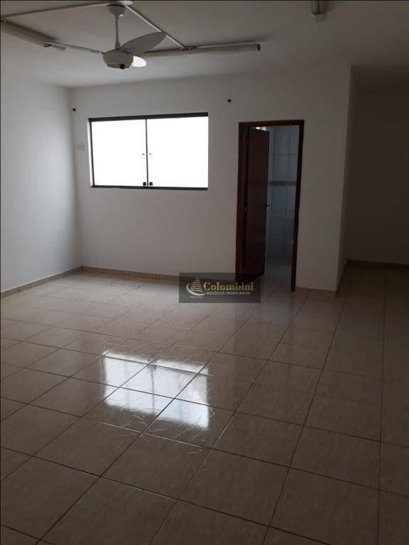 sala para alugar, 40 m² - santa paula - são caetano do sul/sp - sa0273