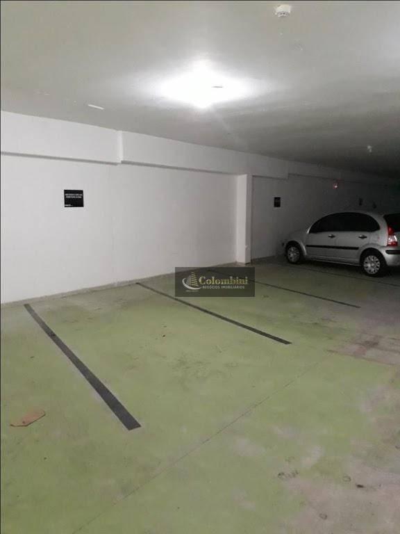 sala para alugar, 40 m² - santa paula - são caetano do sul/sp - sa0274
