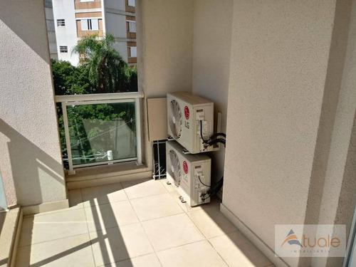 sala para alugar, 41 m² - vila itapura - campinas/sp - sa0563