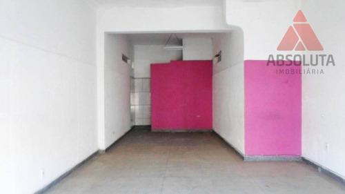 sala para alugar, 45 m² por r$ 1.200/mês - vila santa catarina - americana/sp - sa0247