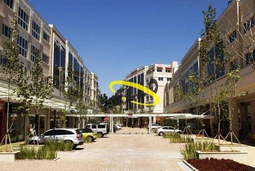 sala para alugar, 45 m² por r$ 1.500/mês - the square - cotia/sp - sa0214