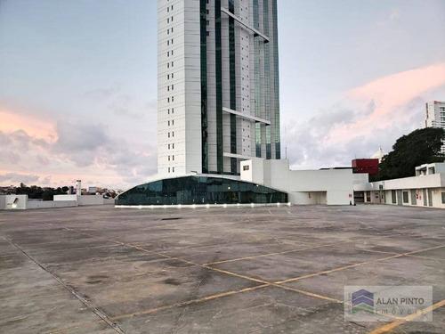 sala para alugar, 45 m² por r$ 2.200/mês - caminho das árvores - salvador/ba - sa0066