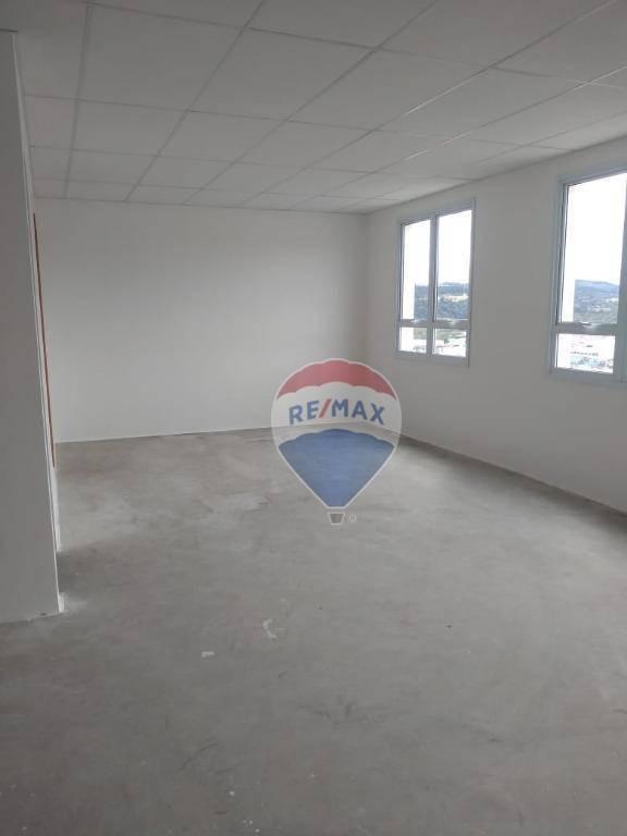sala para alugar, 47 m² por r$ 2.000/mês - alvinópolis - atibaia/sp - sa0028
