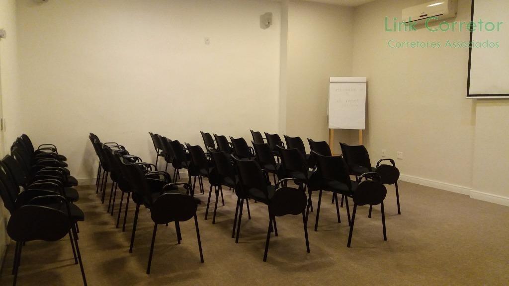 sala para alugar, 47 m² por r$ 2.800,00/mês - cambuí - campinas/sp - sa0072