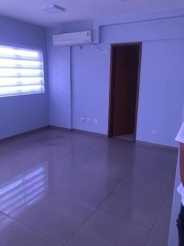 sala para alugar, 48 m² por r$ 1.100/mês - barra funda - são paulo/sp - sa0105