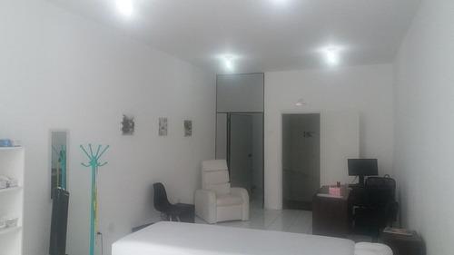 sala para alugar, 48 m² por r$ 1.200/mês - condomínio centro comercial alphaville - barueri/sp - sa0286