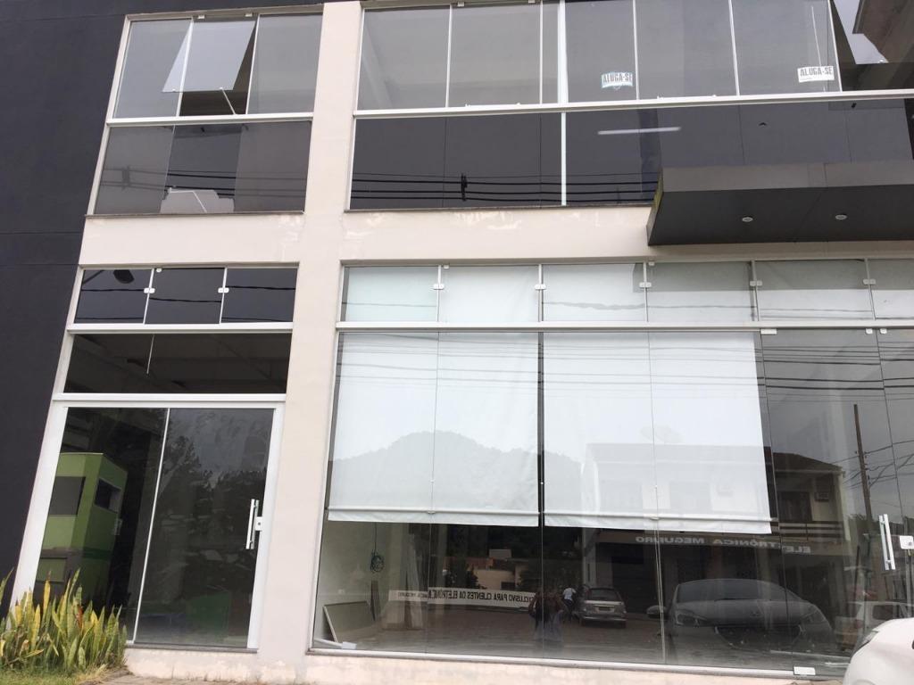 sala para alugar, 48 m² por r$ 1.500/mês - velha - blumenau/sc - sa0452