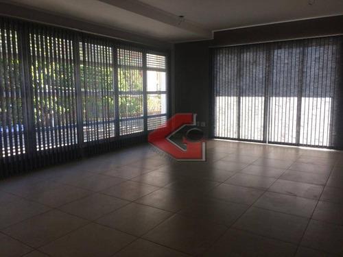sala para alugar, 48 m² por r$ 1.750/mês - jardim do mar - são bernardo do campo/sp - sa0159