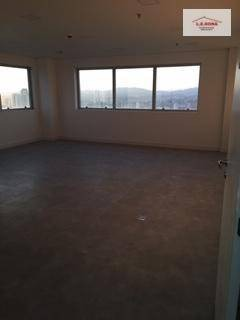 sala para alugar, 48 m² por r$ 2.300/mês - vila yara - osasco/sp - sa0082