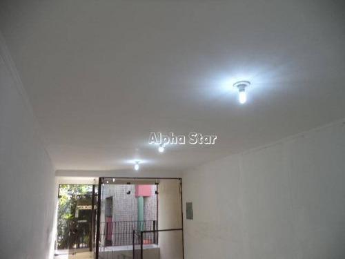 sala para alugar, 48 m² por r$ 900/mês - condomínio centro comercial alphaville - barueri/sp - sa0065