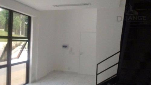 sala para alugar, 49 m² por r$ 2.500/mês - jardim chapadão - campinas/sp - sa1520