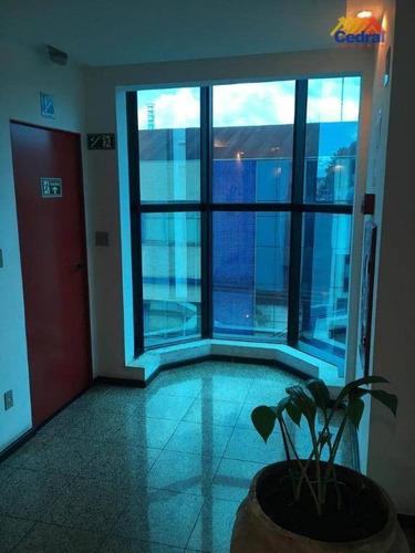 sala para alugar, 50 m² por r$ 1.000,00/mês - centro - mogi das cruzes/sp - sa0065