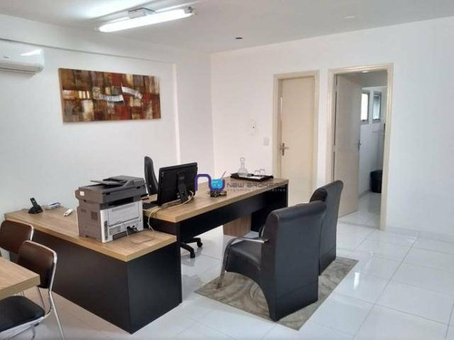 sala para alugar, 50 m² por r$ 1.000/mês - botafogo - campinas/sp - sa0394