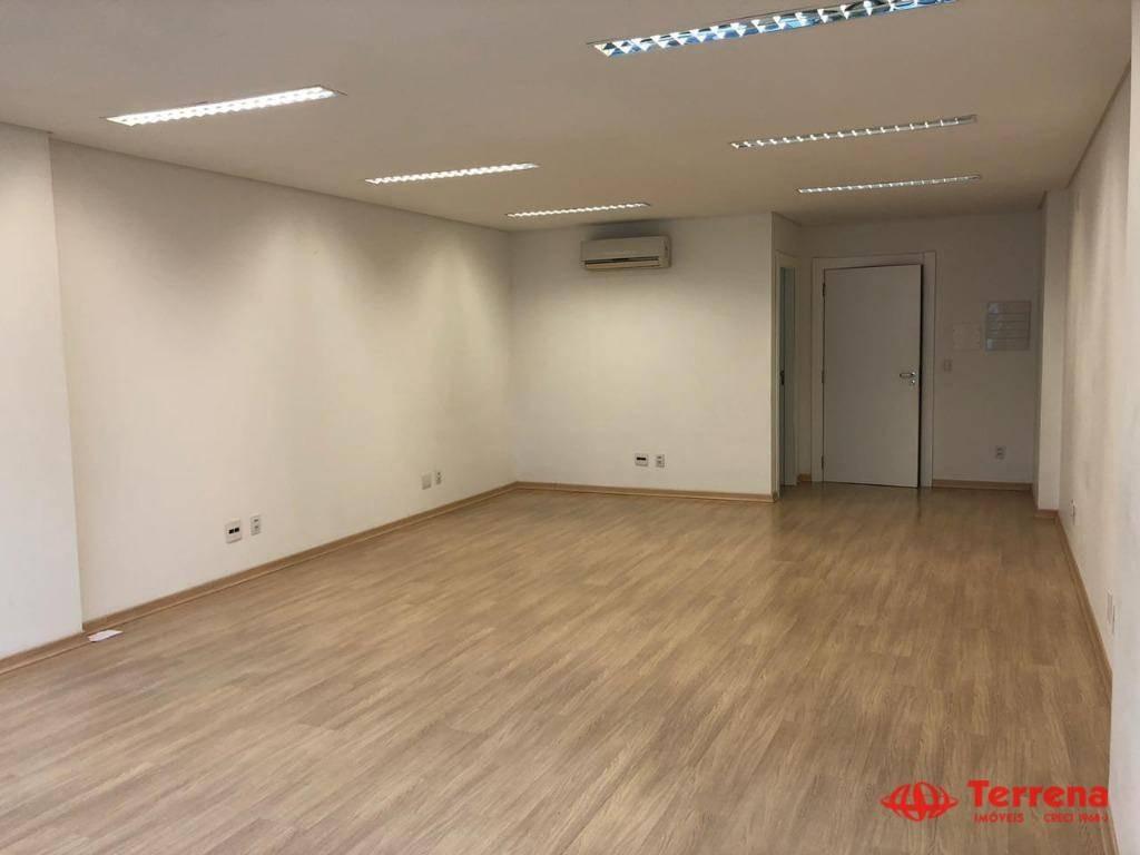 sala para alugar, 50 m² por r$ 2.000,00/mês - velha - blumenau/sc - sa0062