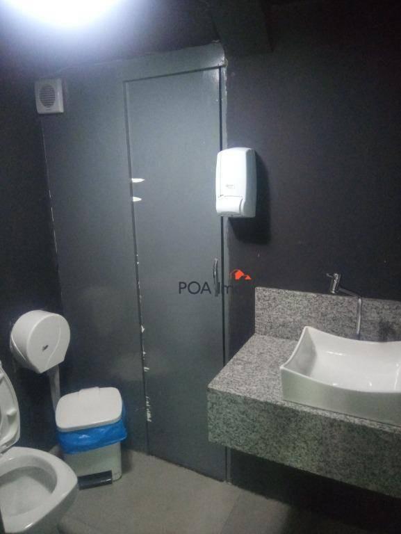 sala para alugar, 50 m² por r$ 2.400,00/mês - higienópolis - porto alegre/rs - sa0409