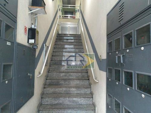 sala para alugar, 50 m² por r$ 750/mês - centro - suzano/sp - sa0047