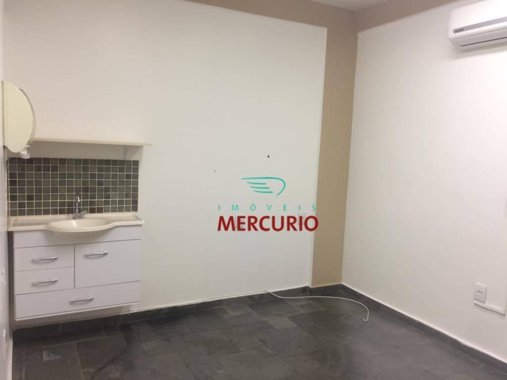sala para alugar, 50 m² por r$ 750/mês - vila santa tereza - bauru/sp - sa0158