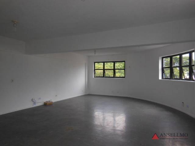 sala para alugar, 50 m² por r$ 800/mês - centro - são bernardo do campo/sp - sa0162