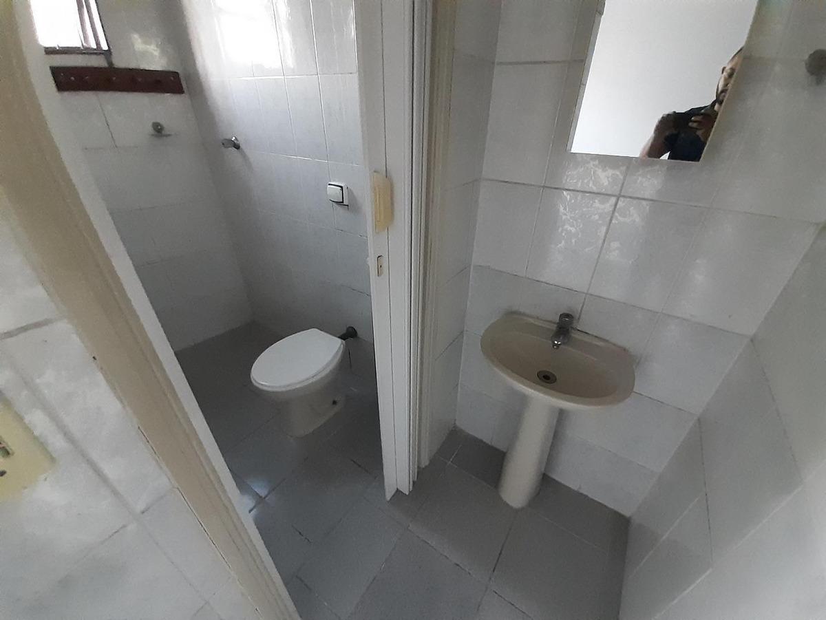 sala para alugar, 50 m² por r$ 850,00/mês - aviação - praia grande/sp - sa0005