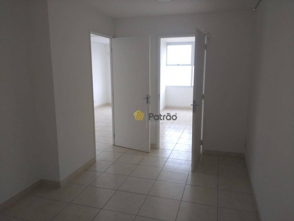 sala para alugar, 52 m² - jardim do mar - são bernardo do campo/sp - sa0337