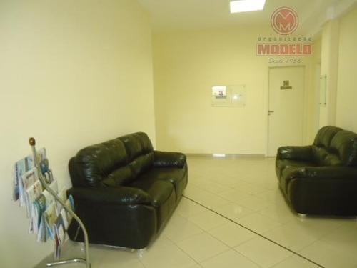 sala para alugar, 53 m² por r$ 1.650/mês - chácara nazaré - piracicaba/sp - sa0068