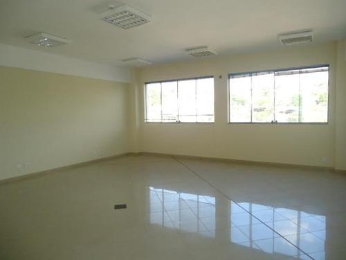 sala para alugar, 53 m² por r$ 1.650/mês - chácara nazaré - piracicaba/sp - sa0073