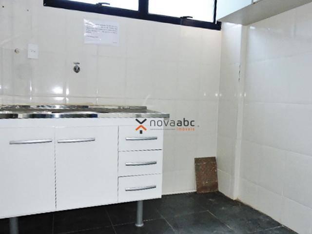 sala para alugar, 54 m² por r$ 1.000/mês - centro - santo andré/sp - sa0057