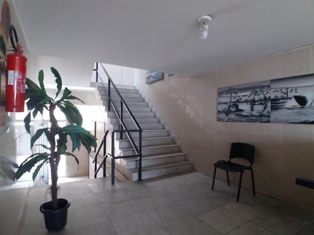 sala para alugar, 54 m² por r$ 2.931,74/mês com taxas - boa viagem - recife/pe - sa0275
