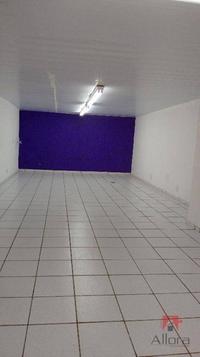 sala para alugar, 58 m² por r$ 750,00/mês - centro - bragança paulista/sp - sa0080
