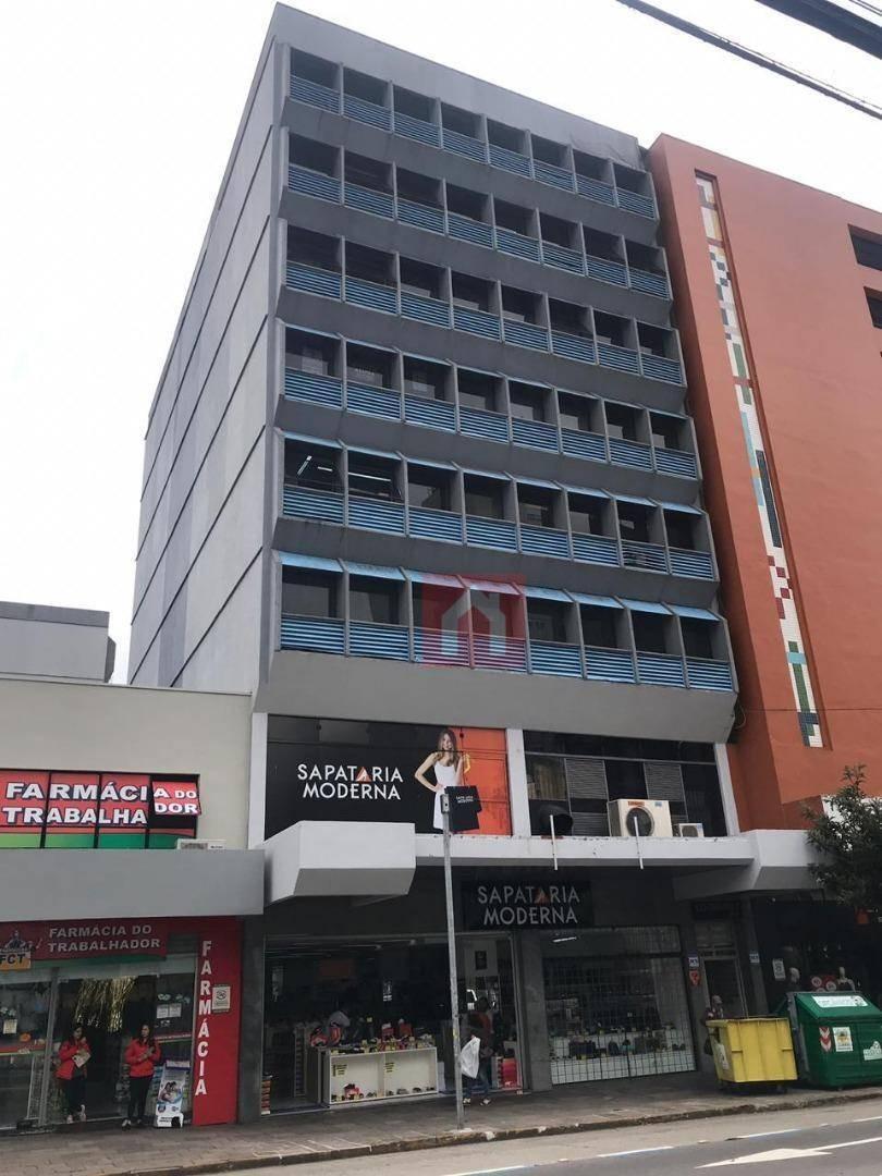 sala para alugar, 59 m² por r$ 1.000/mês - centro - caxias do sul/rs - sa0044