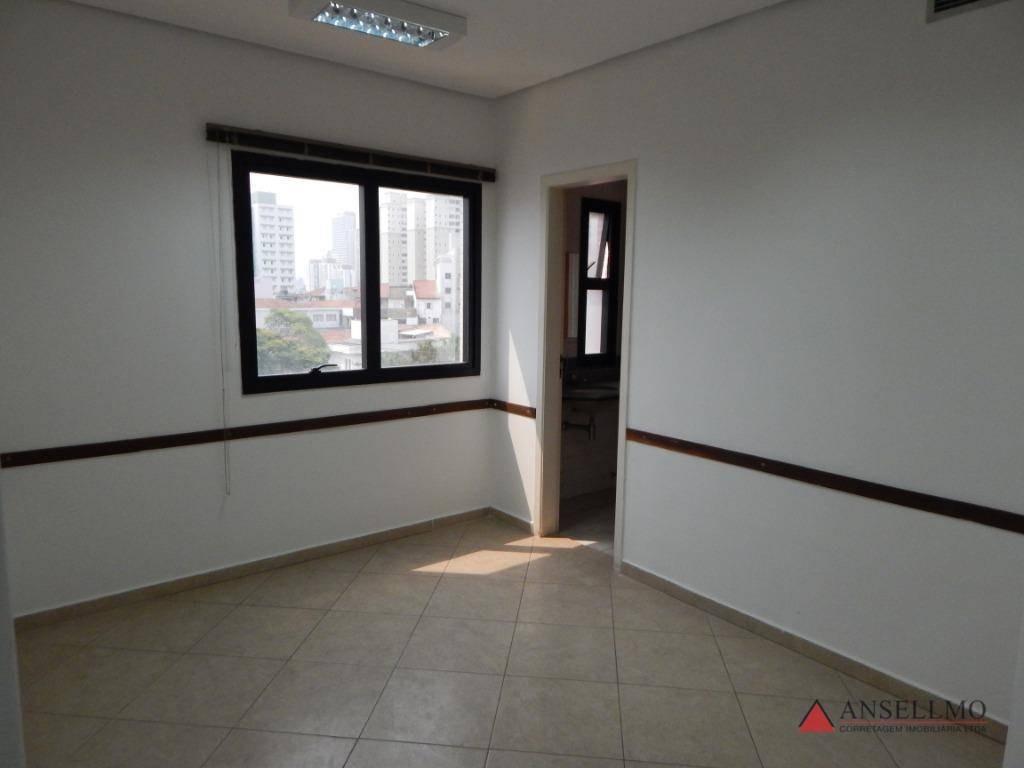 sala para alugar, 60 m² por r$ 1.300,00/mês - jardim do mar - são bernardo do campo/sp - sa0465
