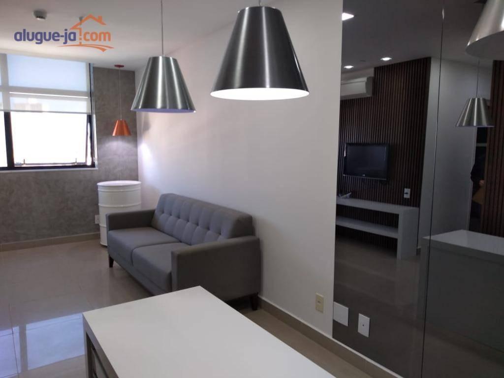sala para alugar, 60 m² por r$ 2.500/mês - centro - são josé dos campos/sp - sa0481