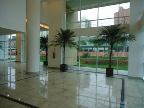 sala para alugar, 61 m² por r$ 3.000,00/mês - centro - são bernardo do campo/sp - sa0100