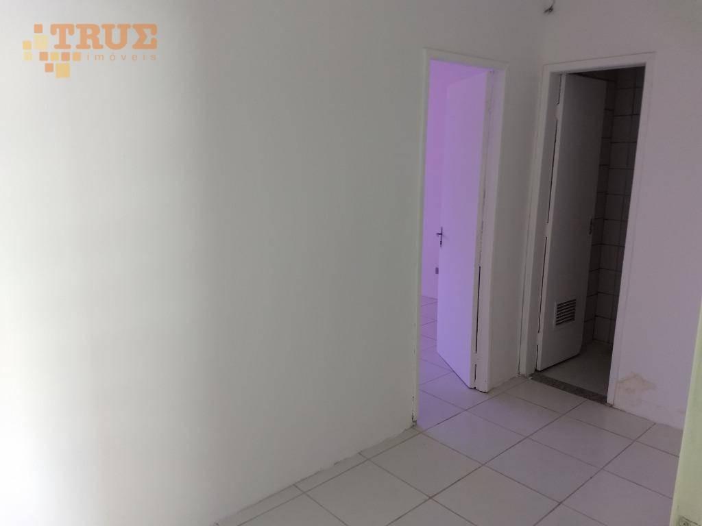 sala para alugar, 65 m² - boa viagem - recife/pe - sa0170