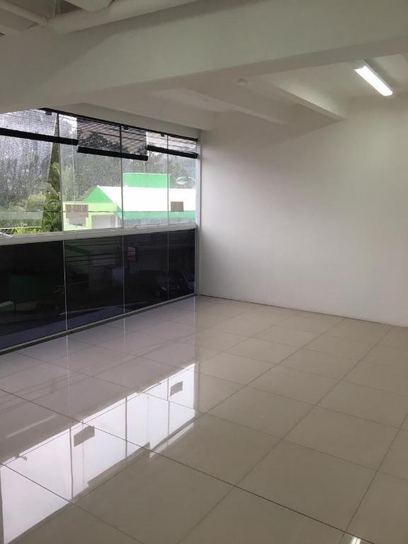 sala para alugar, 67 m² por r$ 1.500/mês - velha - blumenau/sc - sa0457