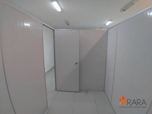 sala para alugar, 68 m² por r$ 1.509,86/mês - centro - são bernardo do campo/sp - sa0103
