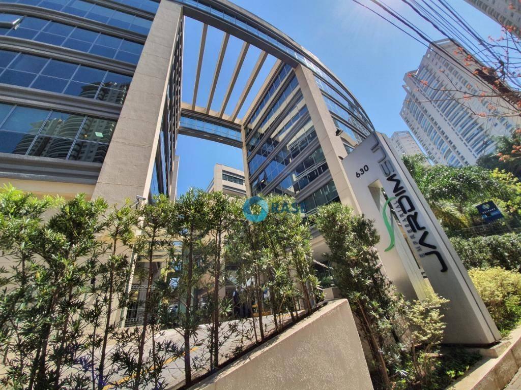 sala para alugar, 72 m² por r$ 3.450,00 - vila andrade - são paulo/sp - sa0068