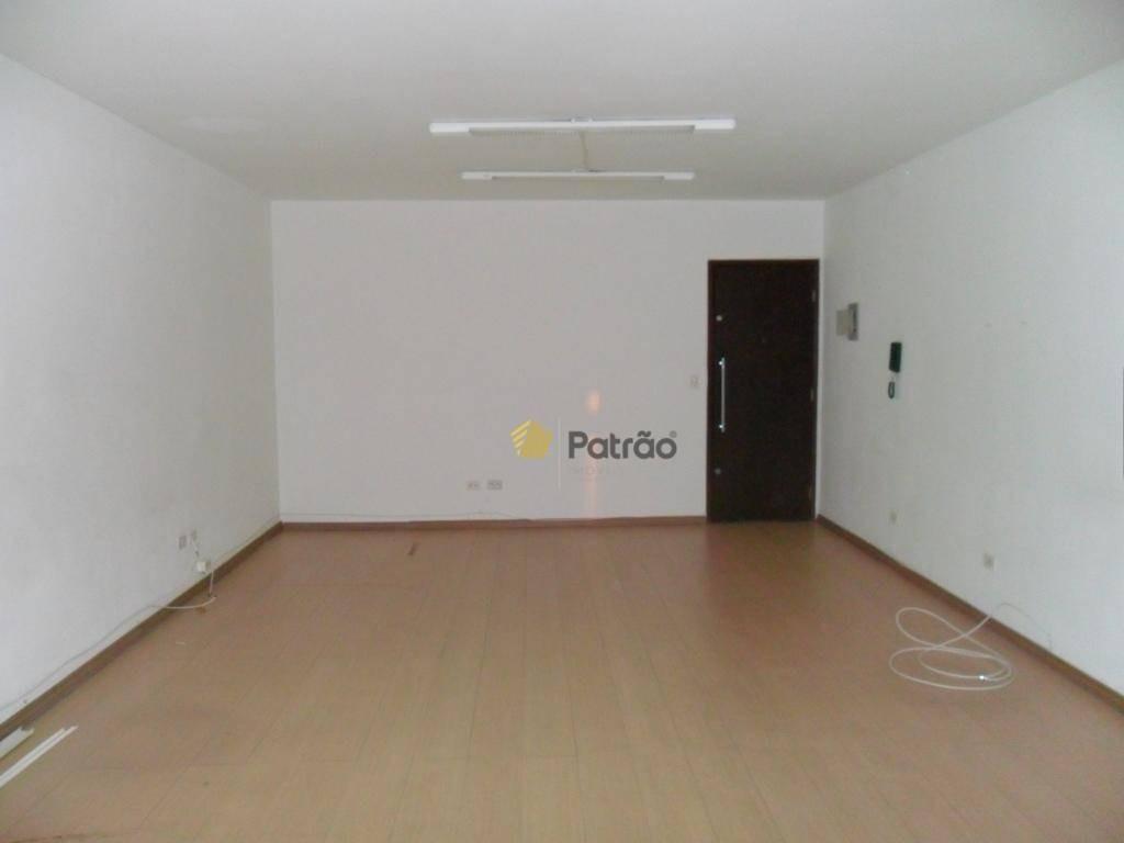 sala para alugar, 78 m² por r$ 1.050,00/mês - jardim do mar - são bernardo do campo/sp - sa0040