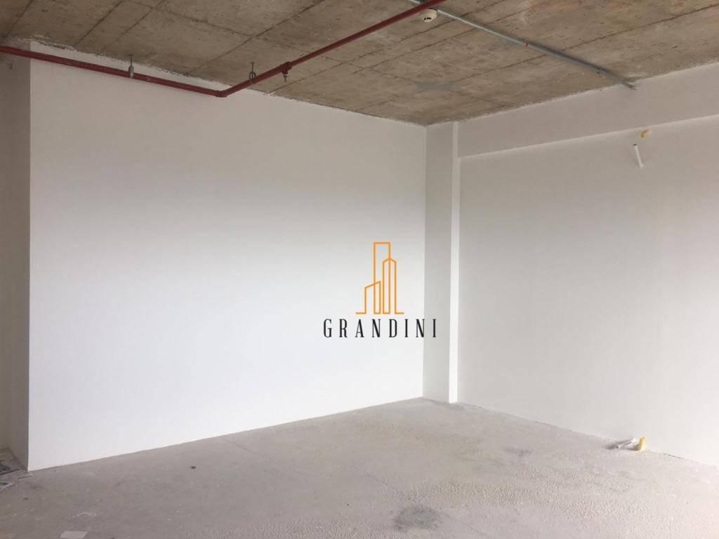 sala para alugar, 80 m² por r$ 2.200/mês - centro - são bernardo do campo/sp - sa0074