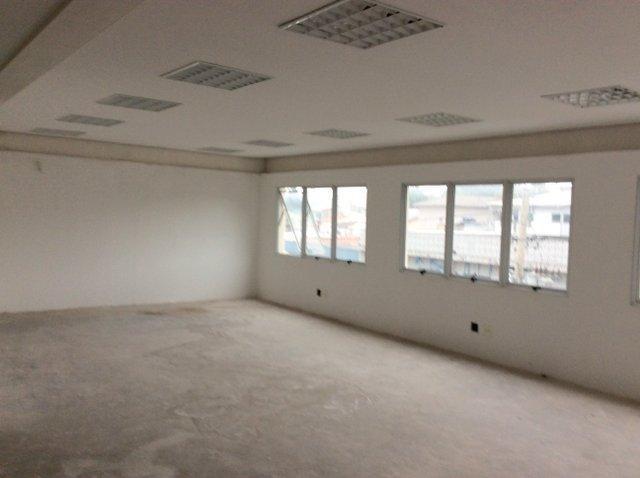 sala para alugar, 80 m² por r$ 2.800,00/mês - jardim da glória - cotia/sp - sa0205