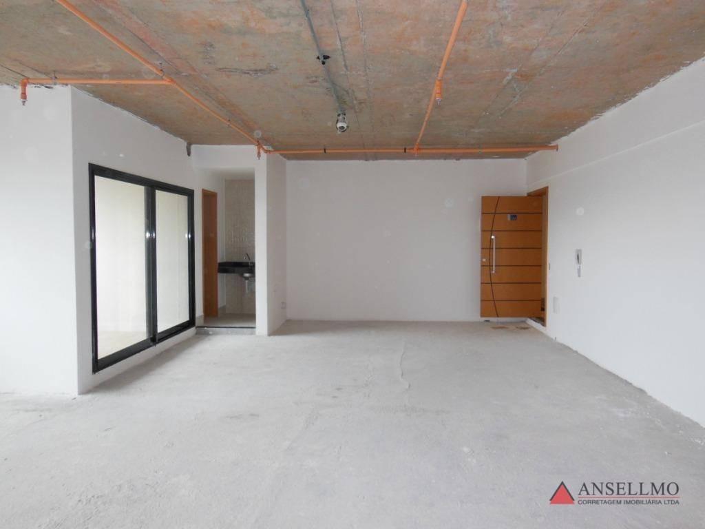 sala para alugar, 81 m² por r$ 2.592,00/mês - centro - são bernardo do campo/sp - sa0470