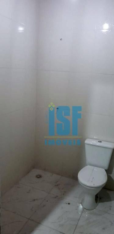 sala para alugar, 82 m² - jardim das flores - osasco/sp - sa0223. - sa0223