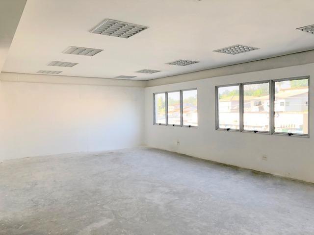 sala para alugar, 83 m² por r$ 2.670,00/mês - jardim da glória - cotia/sp - sa0222