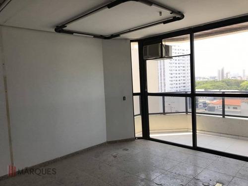 sala para alugar, 90 m² por r$ 1.500/mês - centro - guarulhos/sp - sa0009