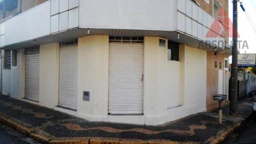 sala para alugar, 95 m² por r$ 2.800/mês - vila santa catarina - americana/sp - sa0246