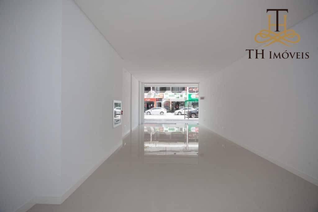 sala para alugar na avenida brasil, 70 m² por r$ 11.000/mês - quadra mar - balneário camboriú/sc - sa0069